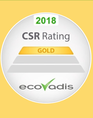 Ecovadis Rating